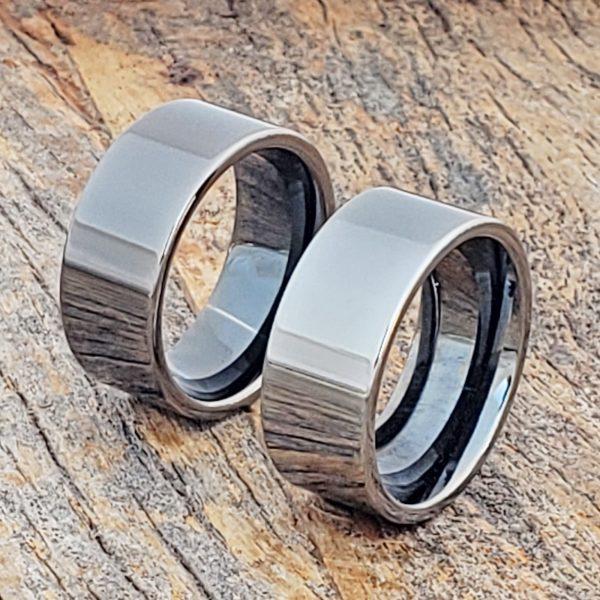 europa-10mm-black-ice-gunmetal-tungsten-rings