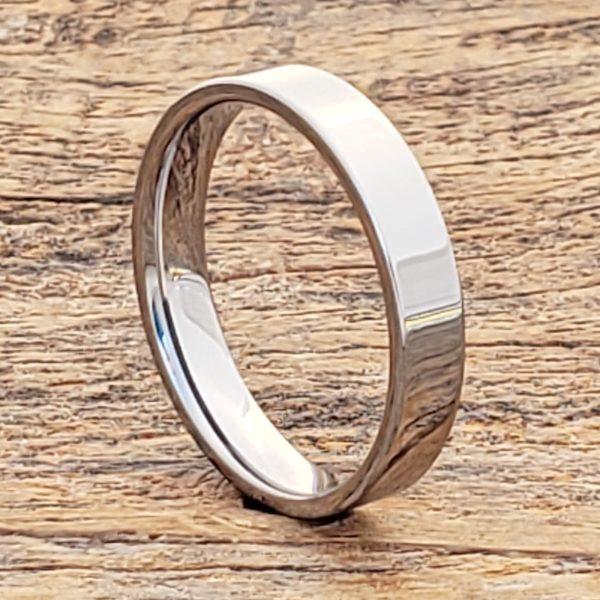 europa-flat-4mm-womens-bridal-tungsten-rings