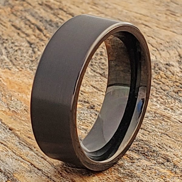 europa-flat-brushed-8mm-black-tungsten-rings