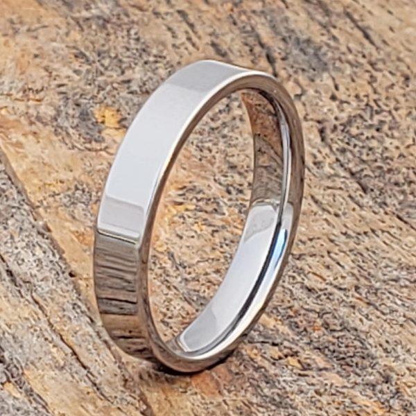 europa-flat-womens-4mm-bridal-tungsten-rings