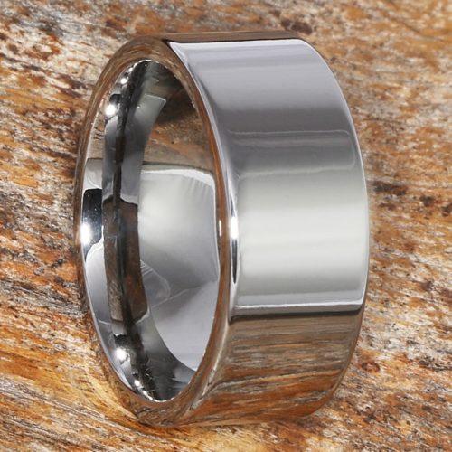 Europa Scratch Resistant Tungsten Wedding Bands