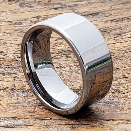 Europa Scratch Resistant Tungsten Wedding Bands