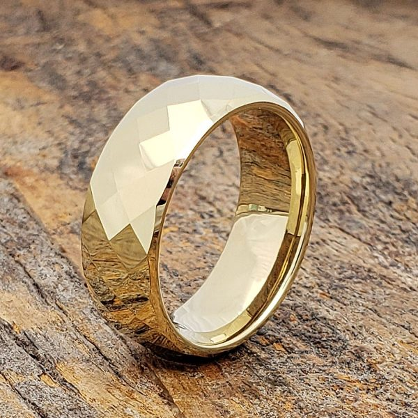 hades-mens-gold-faceted-tungsten-ring