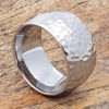 hammered-statement-ring