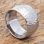 hammered-statement-ring