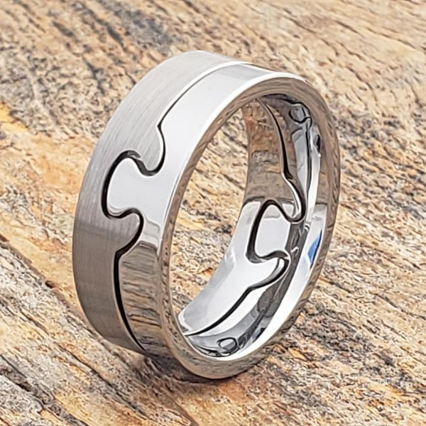 interlocking-polished-8mm-puzzle-rings