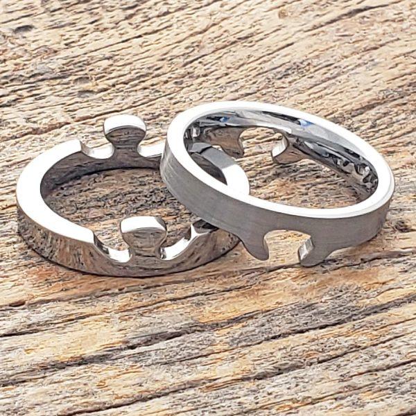 interlocking-polished-puzzle-rings-8mm