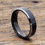 kana-black-fashion-womens-tungsten-ring