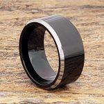 kana-silver-10mm-edges-black-tungsten-rings