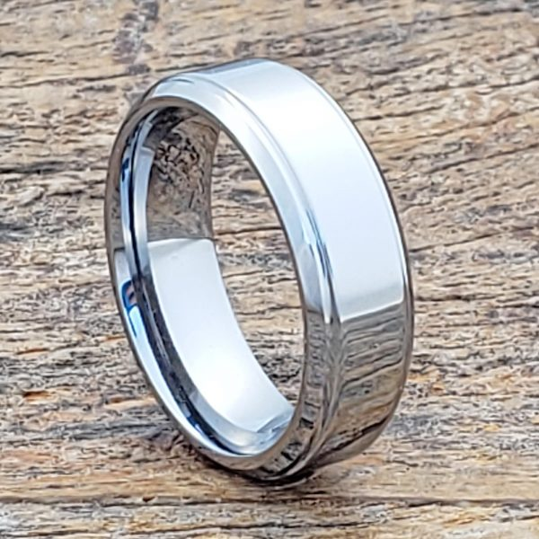 mercury-polished-7mm-womens-tungsten-rings