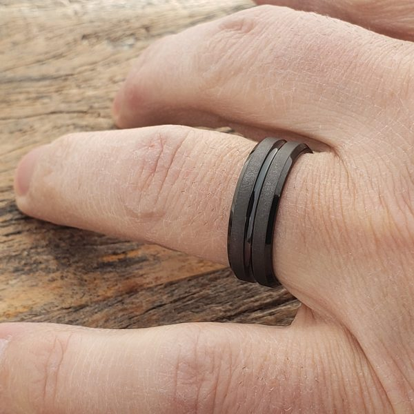 mica-mens-black-tungsten-rings-7mm