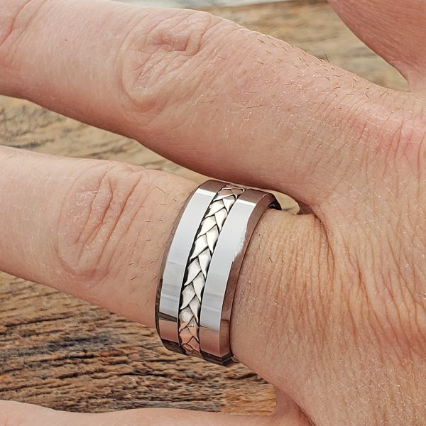 mithras-braided-silver-infinity-10mm-rings