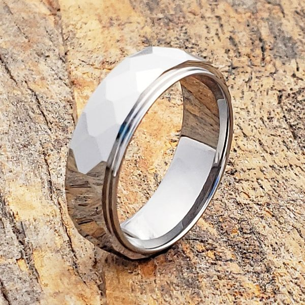 modish-hexagon-7mm-mens-step-faceted-tungsten-rings