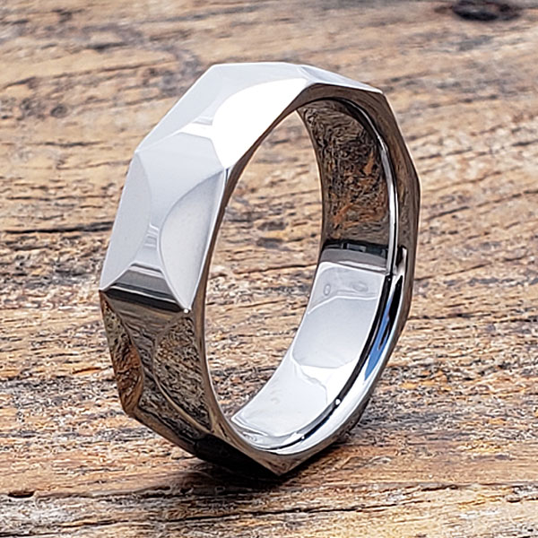 multi-faceted-tungsten-ring