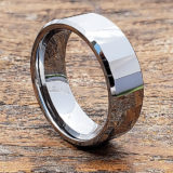oblong faceted tungsten rings
