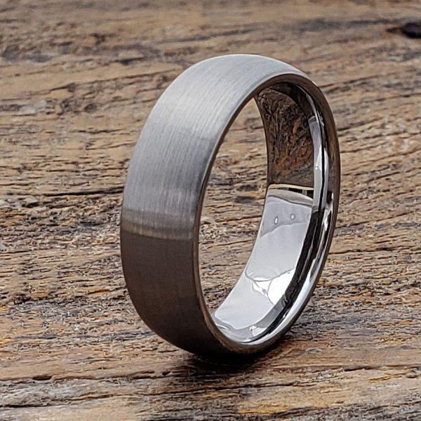 pegasus-brushed-tungsten-ring