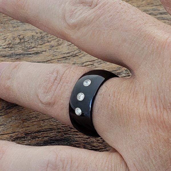 prestige-gemstone-black-mens-9mm-diamond-rings