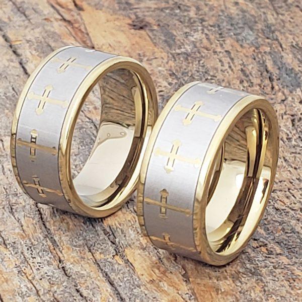 trinity-10mm-gold-flat-cross-rings