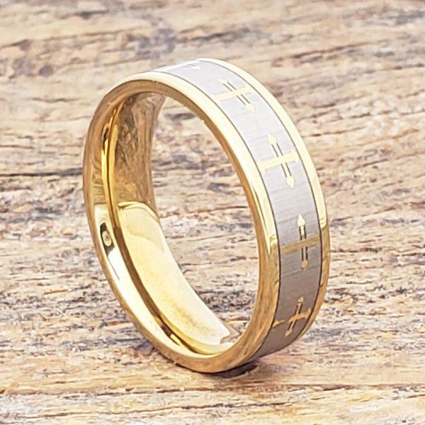 trinity-flat-6mm-gold-cross-rings