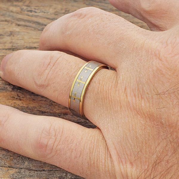 trinity-flat-gold-cross-6mm-rings