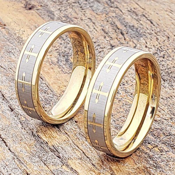 trinity-flat-gold-cross-rings