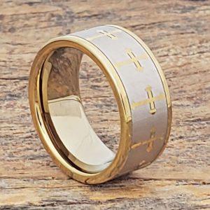 trinity-gold-flat-10mm-cross-rings