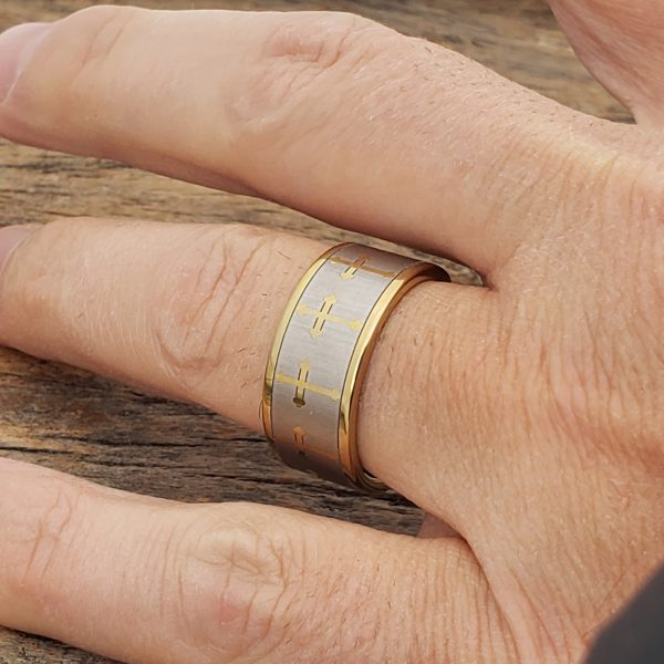 trinity-gold-flat-cross-10mm-rings