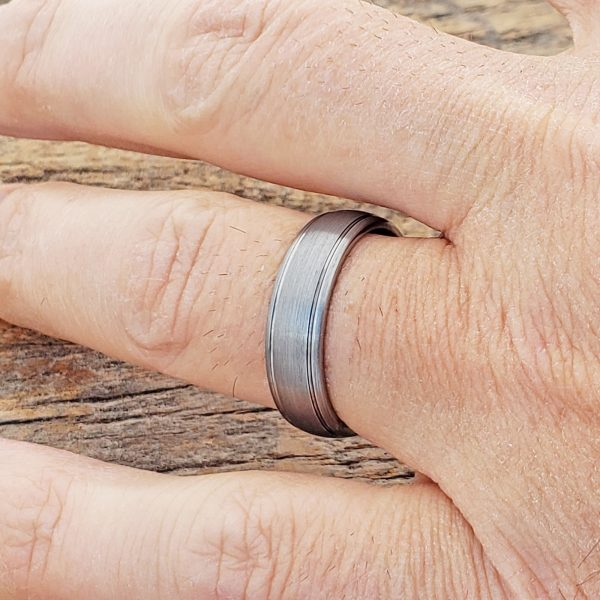 turbo-brushed-womens-tungsten-6mm-rings