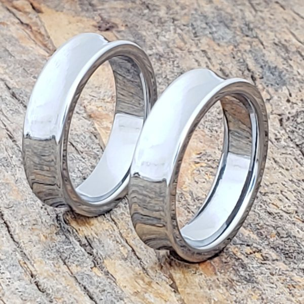 valley-concaved-womens-tungsten-rings