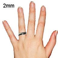 2mm ring width
