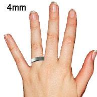 4mm ring width