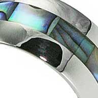 abalone shell inlay
