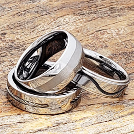 Inlay Rings