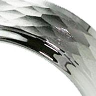 white tungsten finish